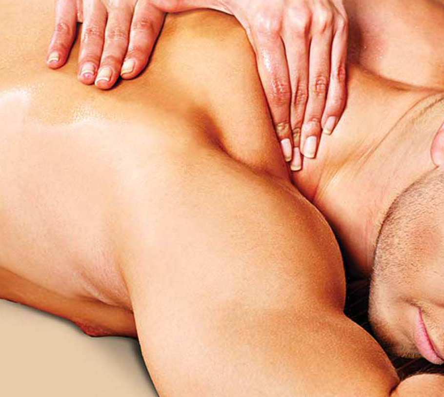 Deep Tissue Naturist Massage