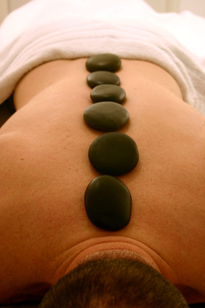 Hot Stones Massage therapy